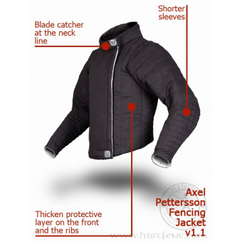 Axel Pettersson Fencing Jacket