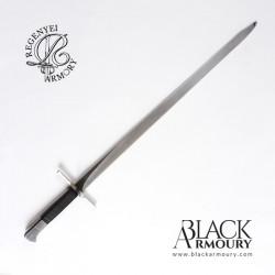 Regenyei Messer N°1 - AMHE - Peter Regenyei @ Black Armoury