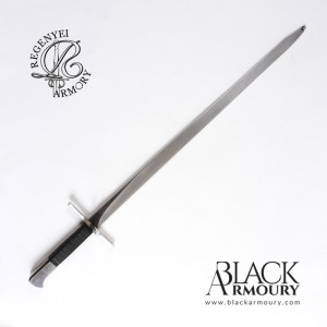 Regenyei Messer N°1 - HEMA - Peter Regenyei @ Black Armoury