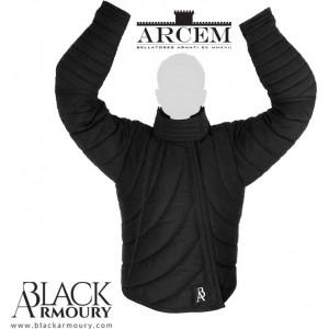 """Veste AMHE """"ARCEM"""" - 800N@ Black Armoury"""