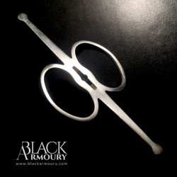 Ring Guard for Feder N° 3 - Black Armoury
