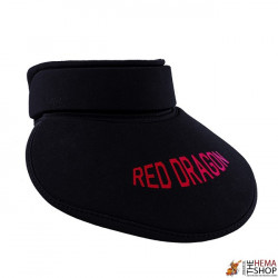 Red Dragon Throat Protector