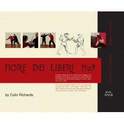 Fiore Dei Liberi 1409 - Wrestling and Dagger