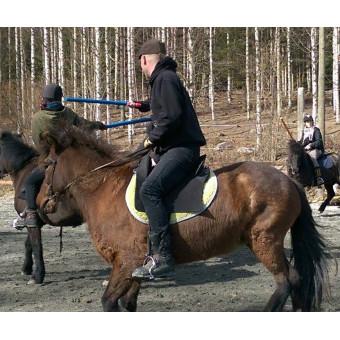 Selle d'Équitation AMHE