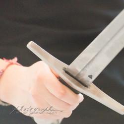 Épée Black Armoury Type XVI